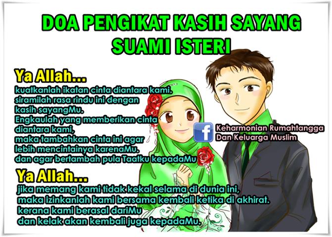 Wanita Islami Doa Untuk Calon Istrisuami