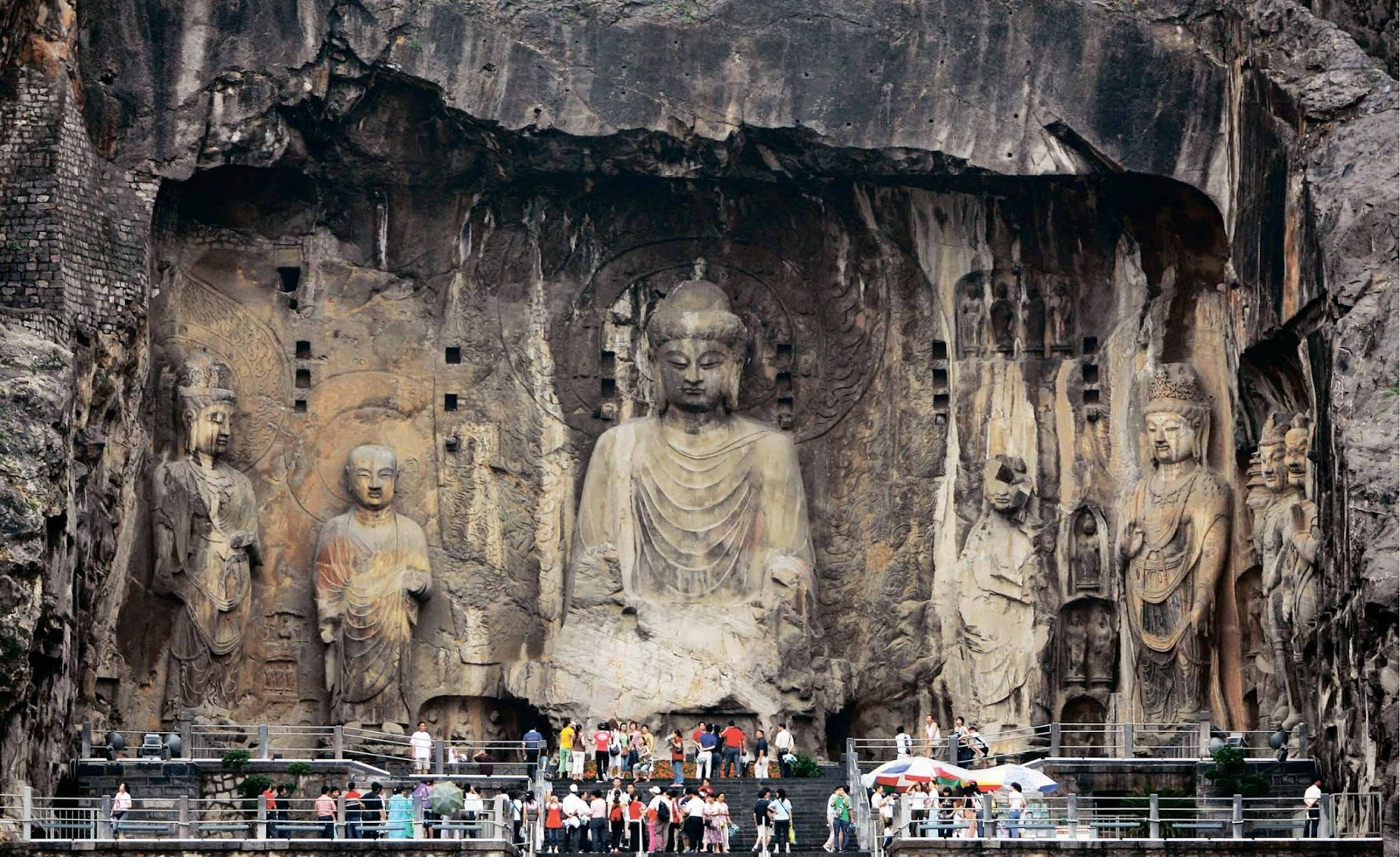 grottoes muslim The mogao grottoes, known as the thousand--buddha caves, is honored as the most valuable cultural discovery in 20th century, oriental louvre.