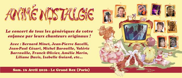 Animé Nostalgie, le concert au Grand Rex