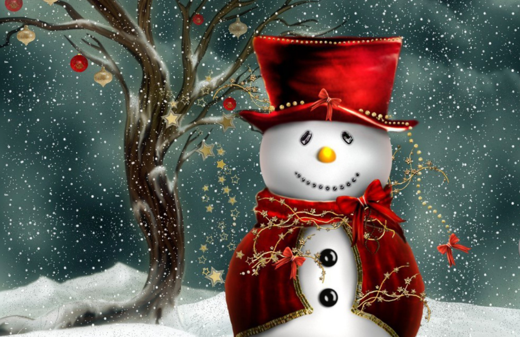 Top 10 Merry Christmas HD Wallpapers   Festiviya   Entertainment ...