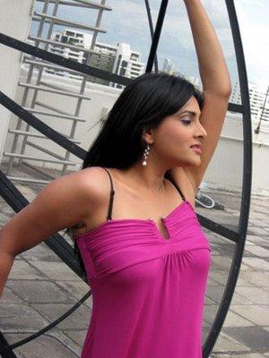 Divya Spandana hot tamil