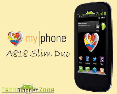 How To Root MyPhone A818 Slim Duo