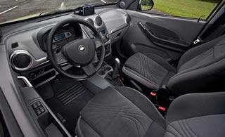 Chevrolet Agile 2010 Parte interior