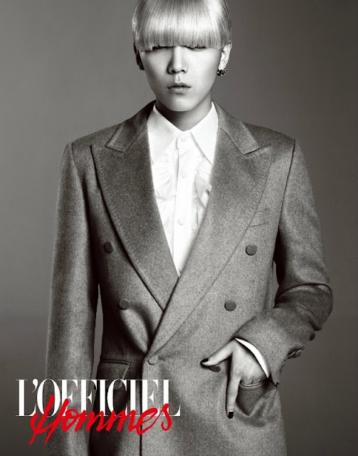 FTISLAND for L'Officiel Hommes Korea November 2012 issue.