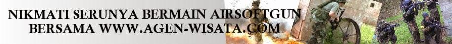 Main Skirmish Airsoftgun di Pulau Tidung Yuks !!