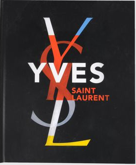 Fashion Books, Yves Saint Laurent - via TheFashionLush.com