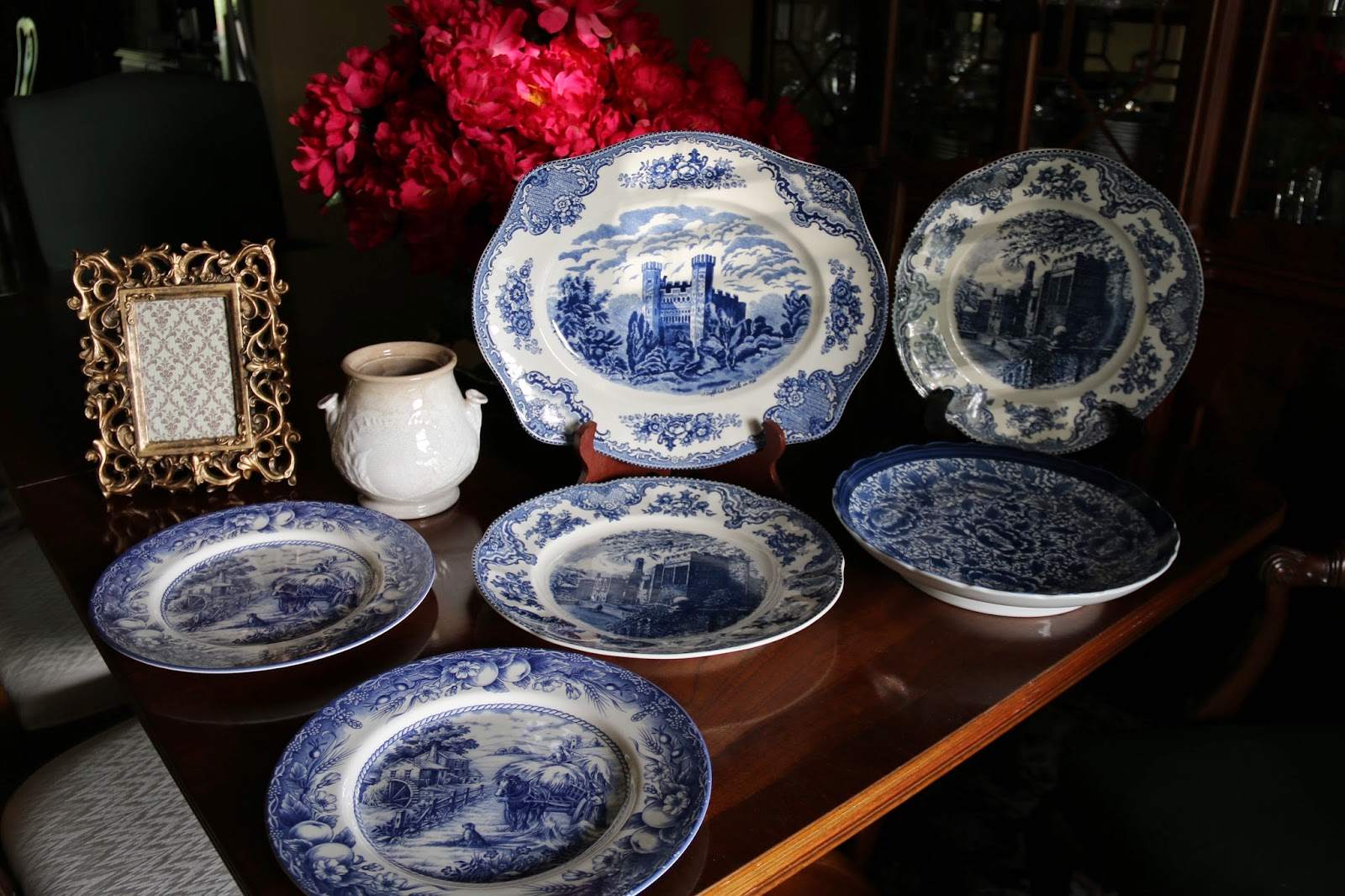 Spode Blue Room Collection Christmas
