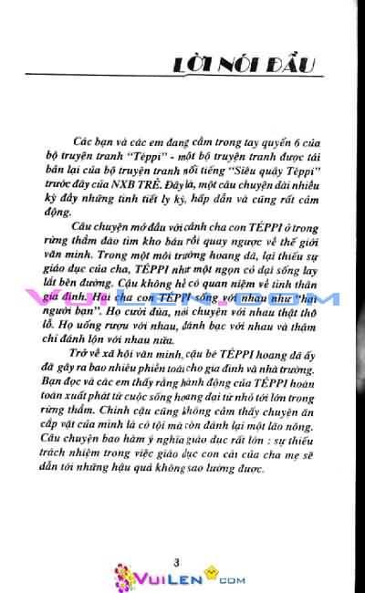 Siêu quậy Teppi chap 6 - Trang 3
