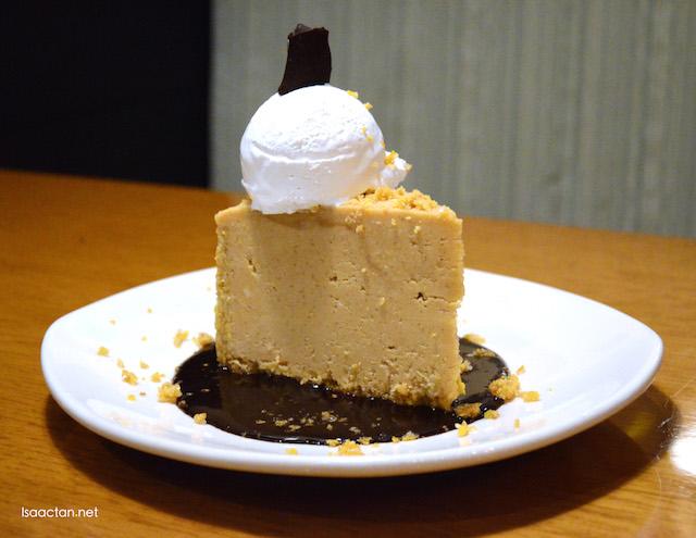 Peanut Butter Pie (RM17.95)