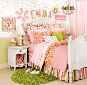 30 Traditional Young Girls Bedroom Ideas