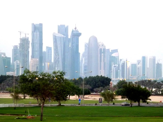 Corniche Park-grass here is a bit softer