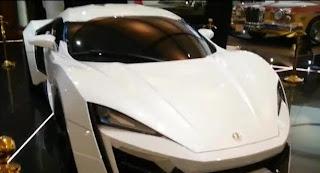 Lykan Hypersport mobil termahal di dunia