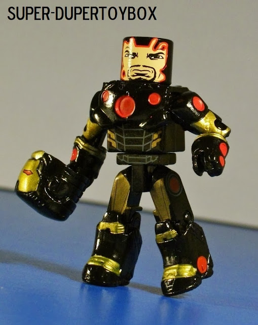 Super dupertoybox marvel minimates hulk iron man 2 packs - Mini iron man ...