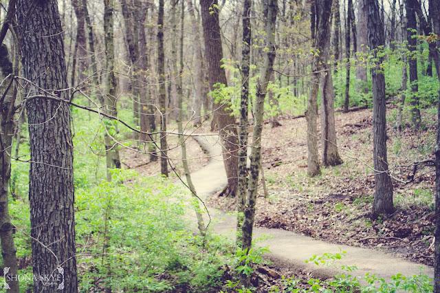 Walking Trail, St. Louis, Powder Valley, St. Louis, MO, Missouri,