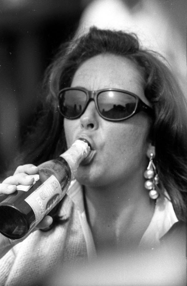 """I introduced Elizabeth to beer & she introduced me to Bvlgari."" - Richard Burton"