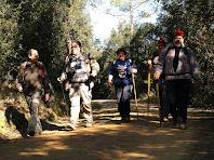 Caminant a prop de Can Verneda