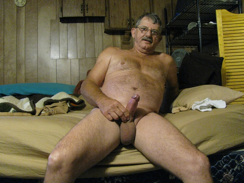 Amazing Gay Hairy Daddy