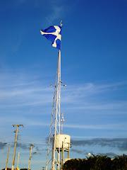 Mastro da Bandeira do Municipio de Quixelô