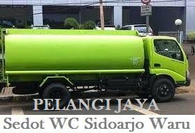 Sedot WC Sidoarjo Waru