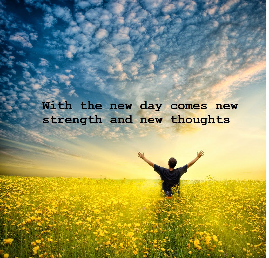 Morning Inspirational Quotes Famous Quotenew Year New Daynew Year New Thoughtsfresh Morning