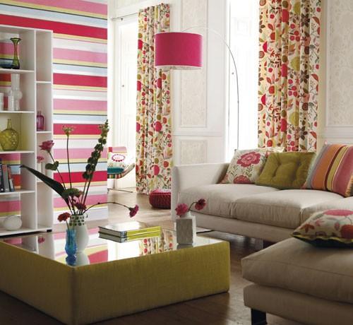 Bright Living Room Color Ideas