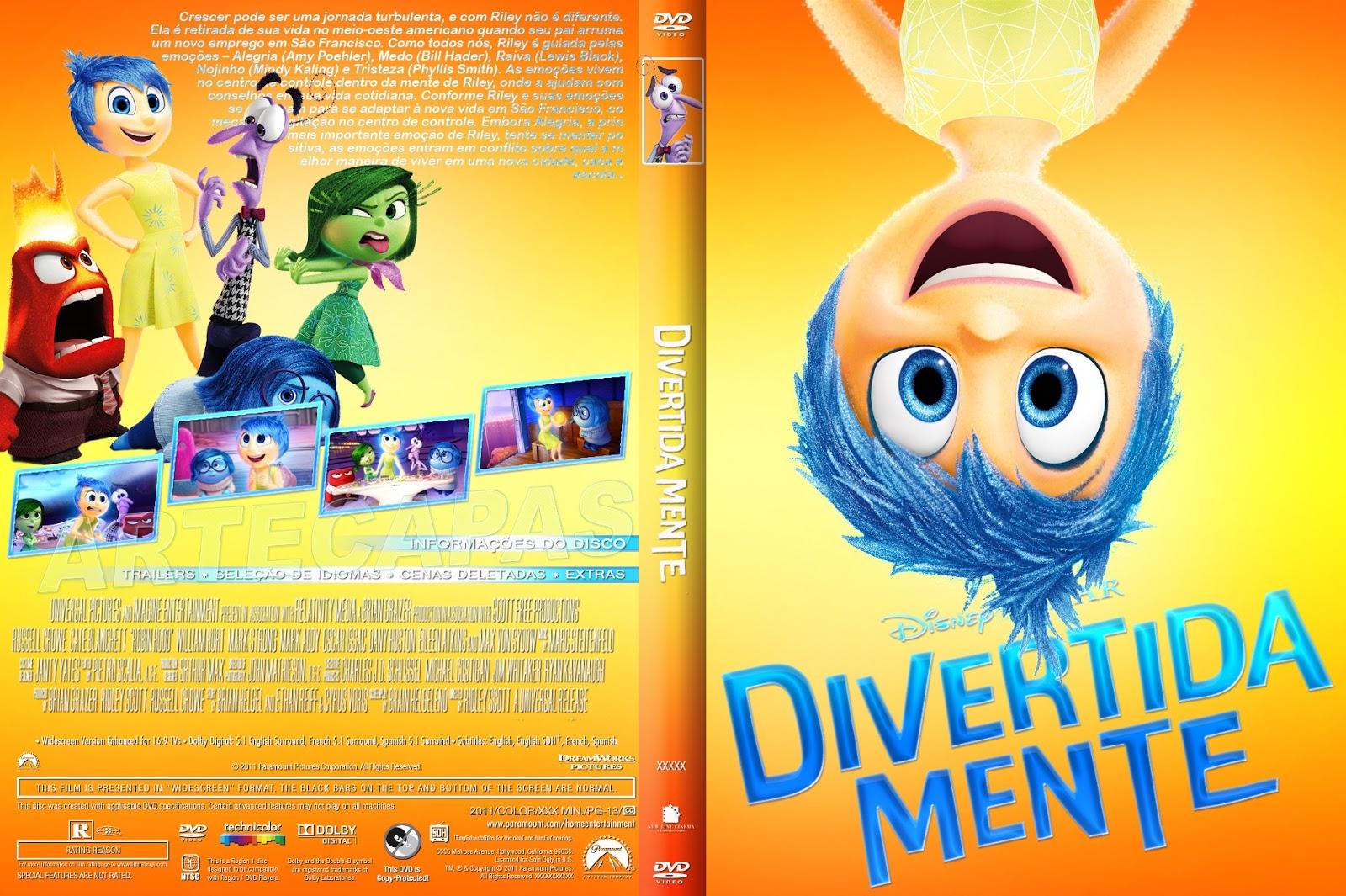 Download Divertida Mente DVD-R gallery 175 47 73068