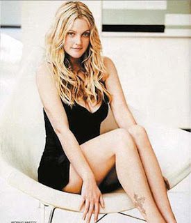 Drew Barrymore Hot