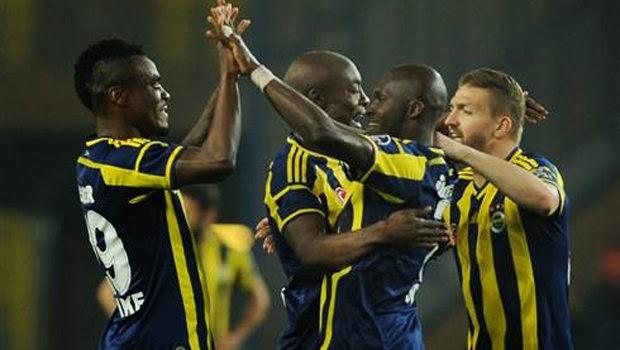 2 Mayıs 2015 | Fenerbahçe-4 Balıkesirspor-3 Maç Sonucu Maçın Özeti Maçın Golleri..