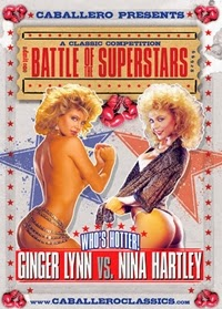 Battle Of Superstars – Ginger Lynn Vs. Nina Hartley (1980s)