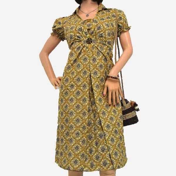 Foto Baju Kombinasi Batik 24 Koleksi Gambar Baju Batik