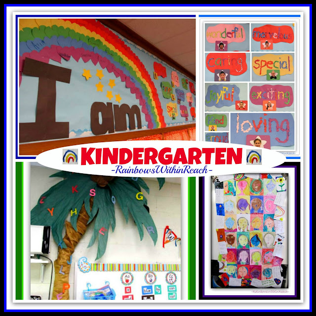 "Kindergarten Excellence ""Classroom Crashing"" via RainbowsWithinReach"