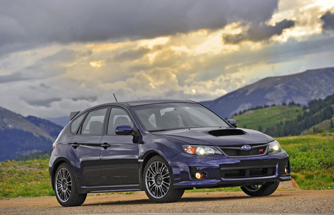 autoexclusive live 2013 subaru impreza wrx sti hatchback. Black Bedroom Furniture Sets. Home Design Ideas