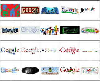 Google Logo Collection - Photo Gallery