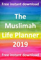 Free Muslimah Life Planner 2019