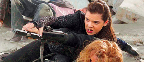 Barely Lethal Movie Trailer, Clips and Poster
