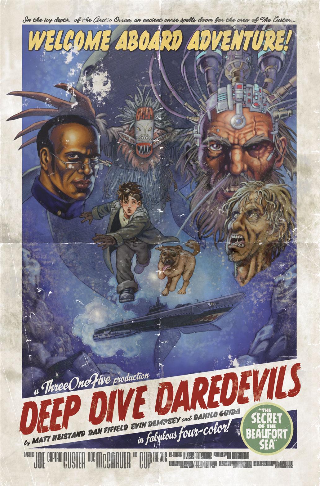 Deep Dive Daredevils