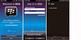Jadwal dan Cara Download BBM Untuk Android dan iPhone