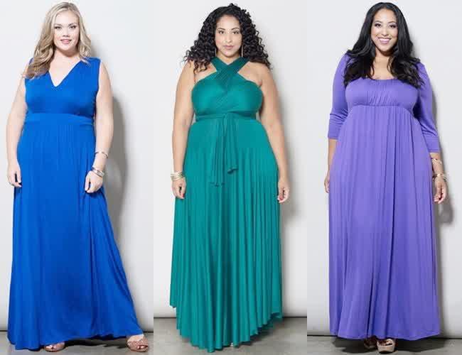 Plus Size Winter Wedding Guest Dresses | latest fashion trend