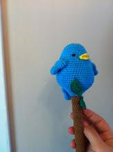 Fågel-skallra