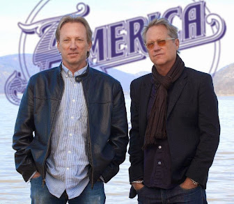 Gerry Beckley and Dewey Bunnell of America