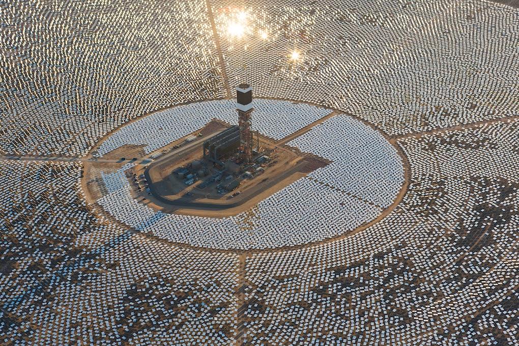 planta de energia solar usa