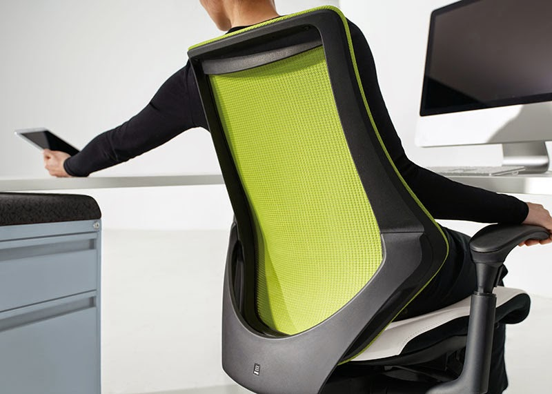 Spree Chair in Office