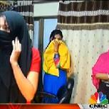 Police Raid in Massage Parlour Deffence Karachi [VIDEO]