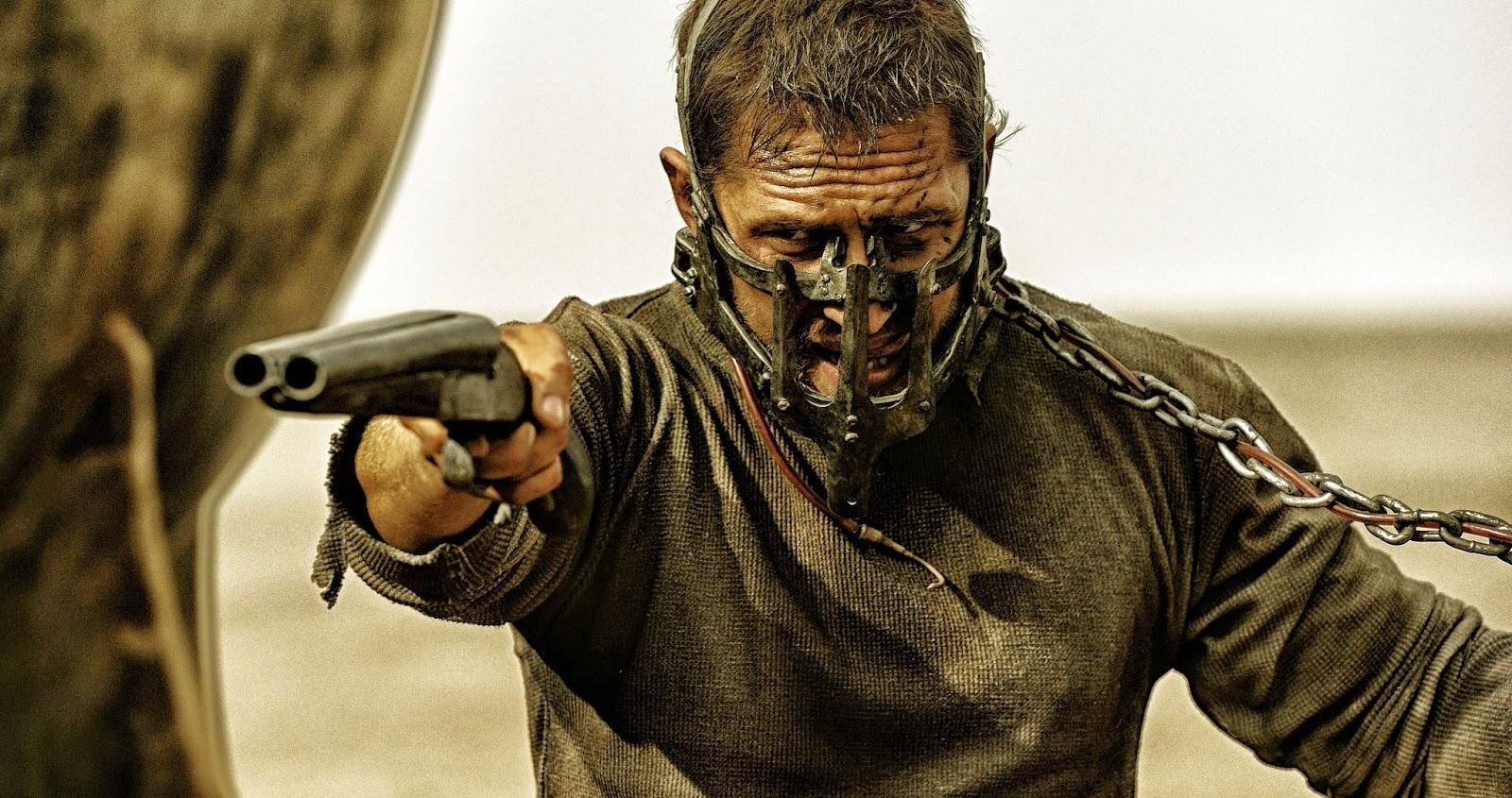 Cenas inéditas em featurette e clipes de Mad Max: Estrada da Fúria, com Charlize Theron e Tom Hardy