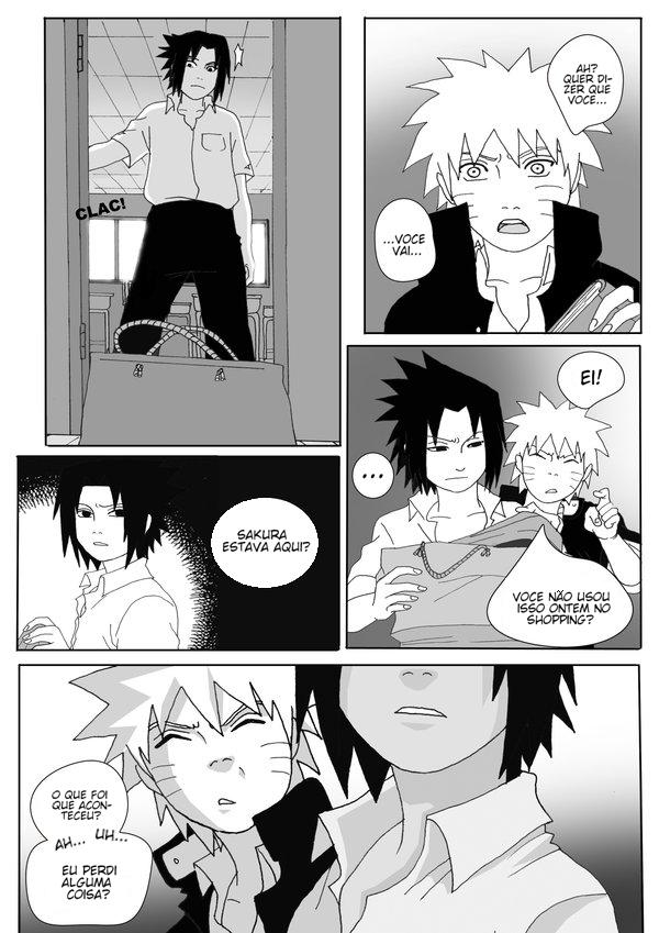Baca Naruto Konoha High School Chapter 3 by Damleg