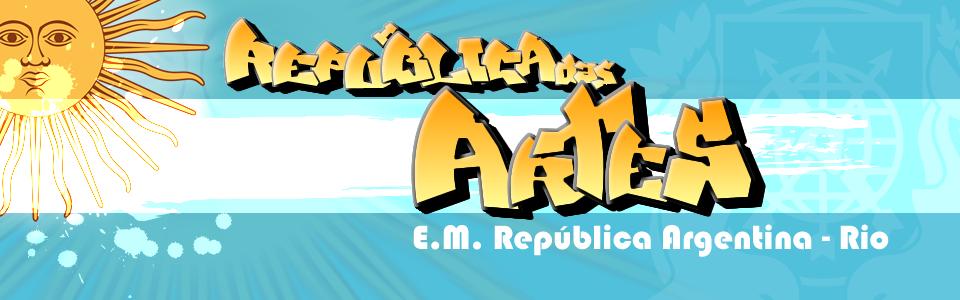 Escola República Argentina (República das Artes - Blog)