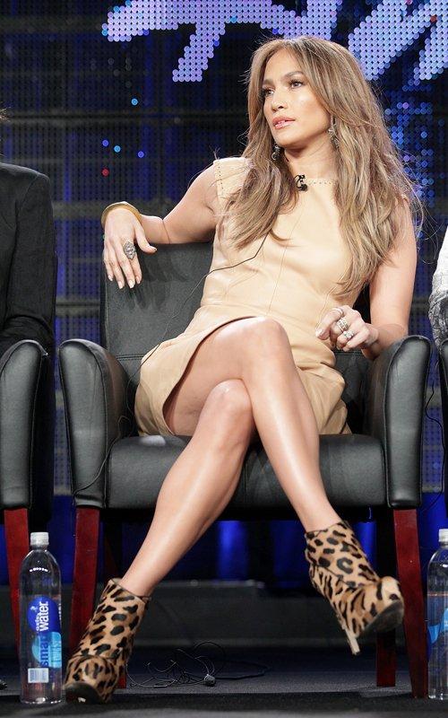 Jennifer Lopez Platform Stiletto Pumps Nude Zip Back High Heels Worn Once | eBay