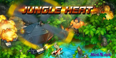 Jungle Heat 1.6.5 Mod Apk (Unlimited Money)