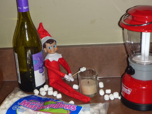 Elf On The Shelf Marshmellows