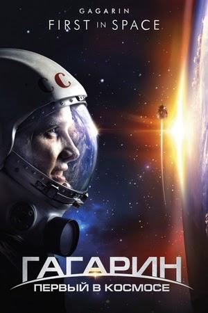 Poster Gagarin 2013